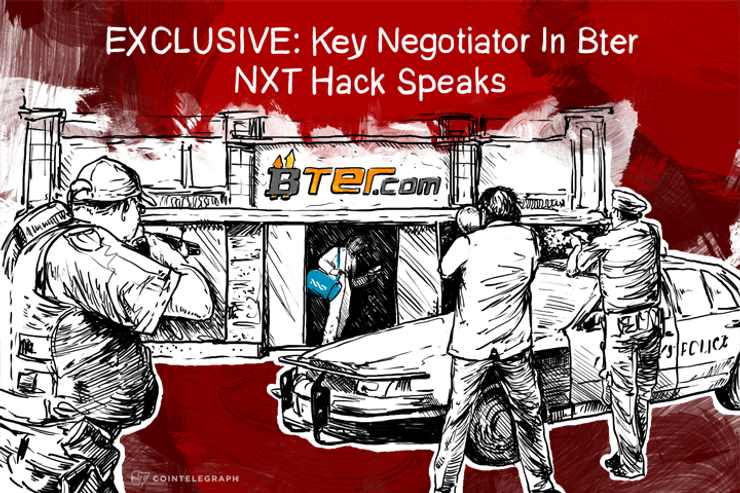 EXCLUSIVE: Key Negotiator In Bter NXT Hack Speaks