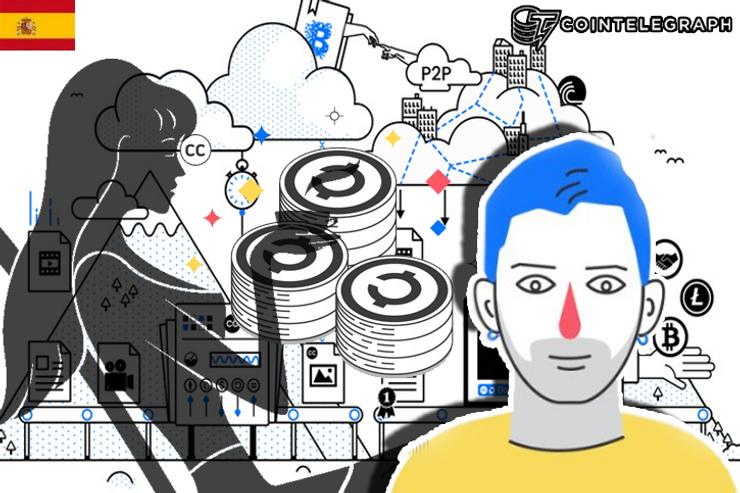 segundo café con Creativechain: Hoy hablamos de CREA