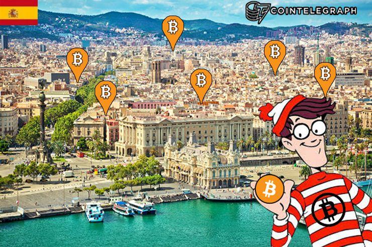 Buscando bitcoins por Barcelona II