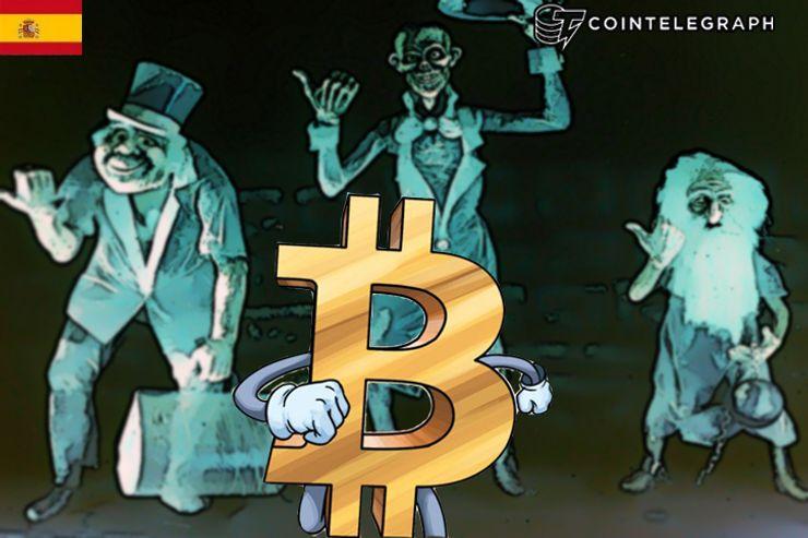 El Bitcoin lucha contra sus Fantasmas