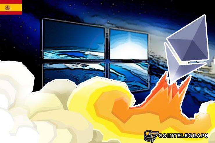 Ethereum se roba el show en una reciente demostración de Microsoft en New York