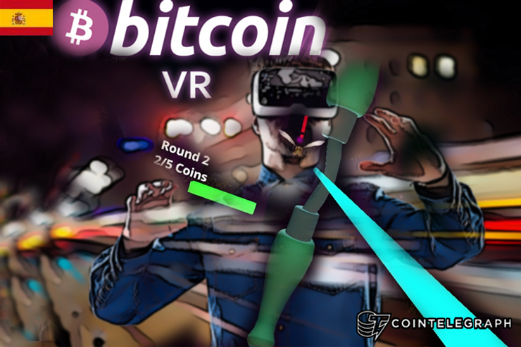 Simulador de realidad virtual de la Blockchain ya está disponible en Steam