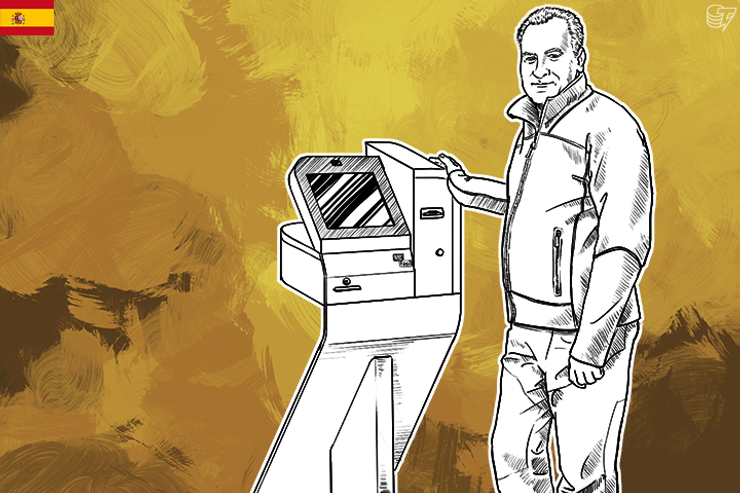 La sociedad de capital riesgo Numero Veritas invertirá para que la red de cajeros de 4B y de Servired permita la compraventa de bitcoins
