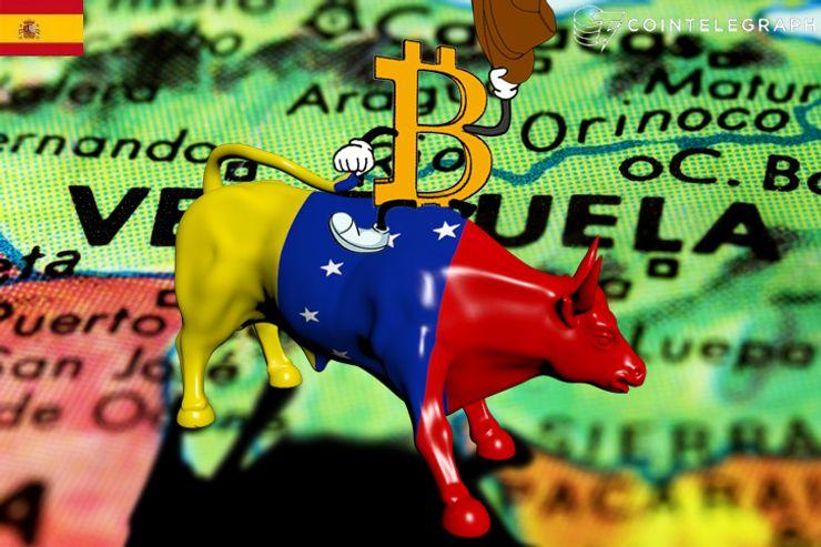 El precio del Bitcoin en venezuela se dispara en más de 100% por la devaluación monetaria