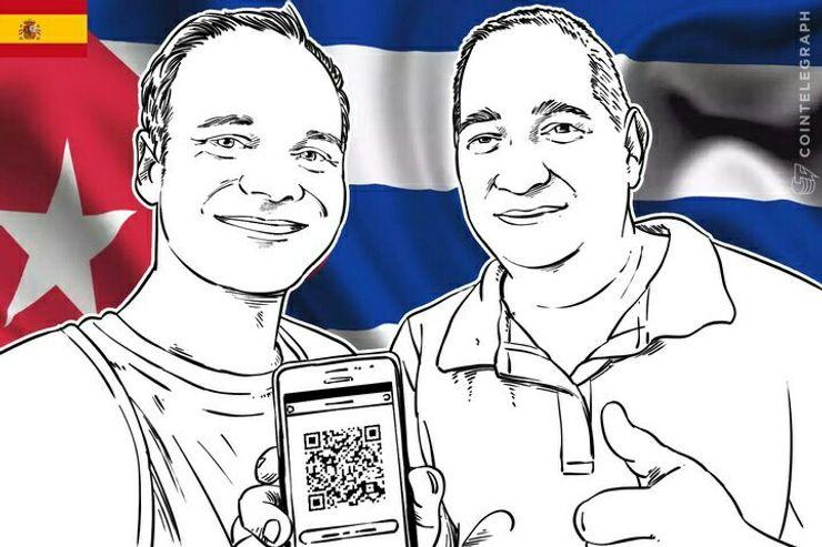 Turismo en Cuba con solo bitcoins: la nueva parada del trotamundos Felix Weis