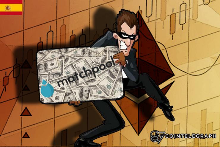 El director ejecutivo de Matchpool es acusado por malversar los fondos de la ICO