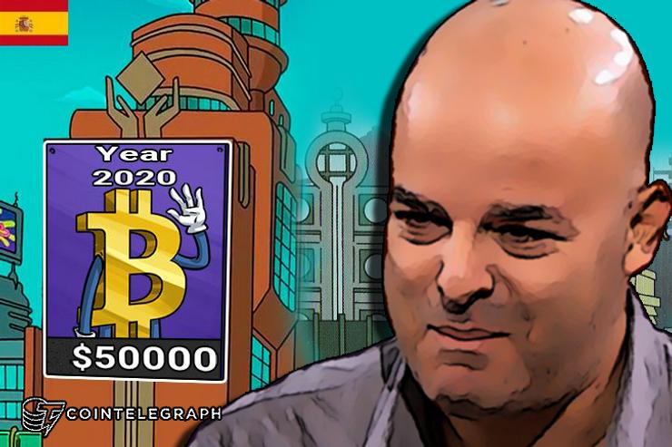Reconocido estratega de inversión predice que Bitcoin alcanzará los $ 50 mil en una década.