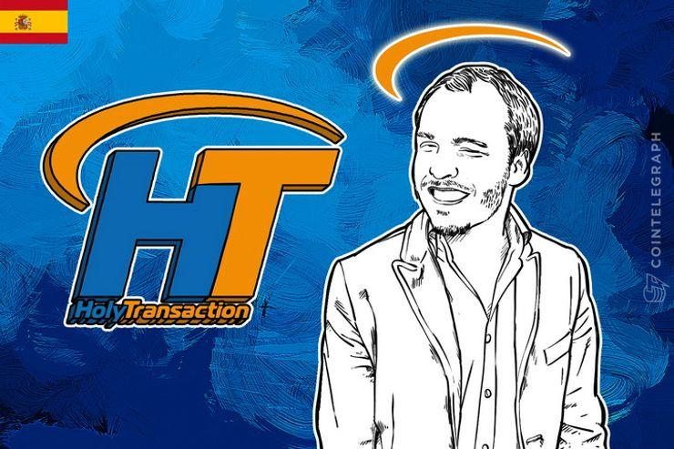 Entrevista a Francesco Simonetti, CEO de HolyTransaction