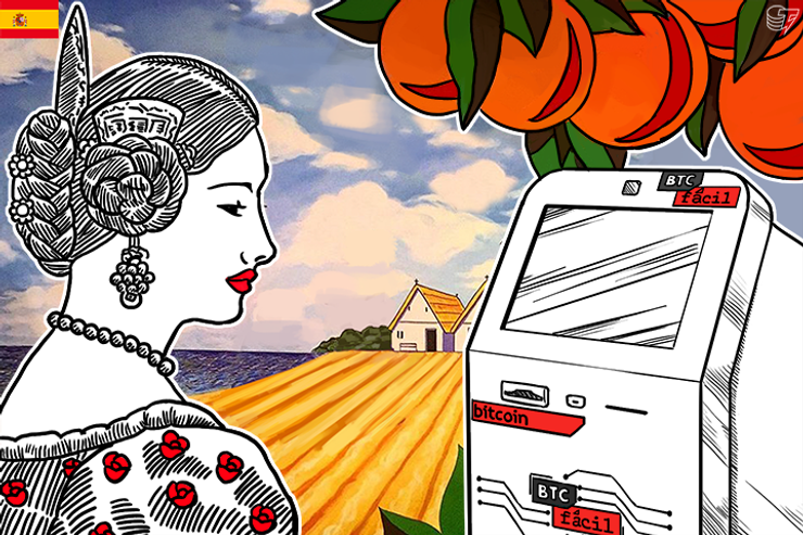 ¡El Bitcoin llega a las calles de Valencia!