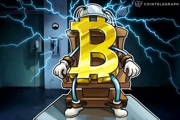 Smrtna presuda za najpopularniju kriptovalutu
