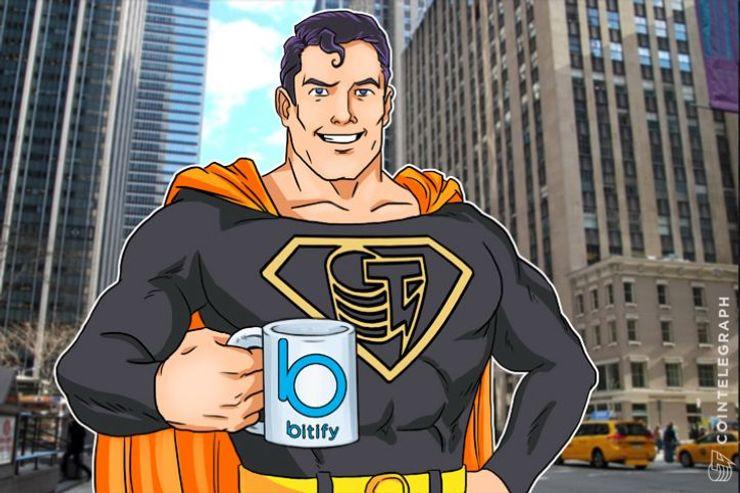 Kako naručujemo sa Bitify, bitkoin pijaca