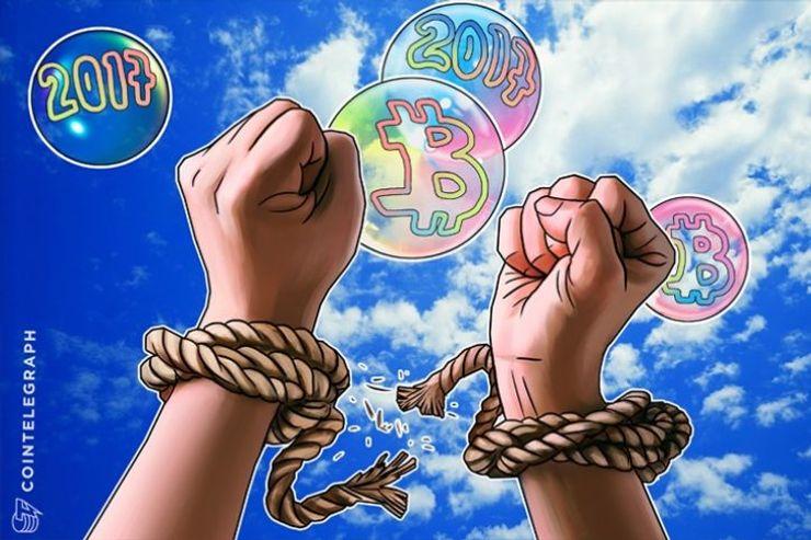 2017. - Godina konačnog oslobađanja za Bitkoin