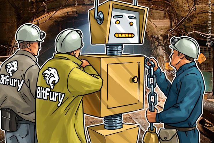 Bitfury: Pušten u rad softver za komercijalne kompanije