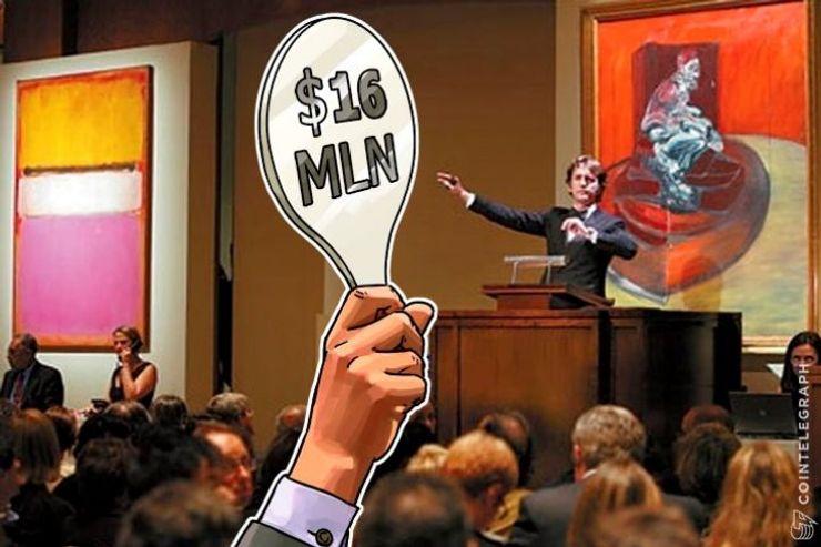 Australija – aukcija bitkoina
