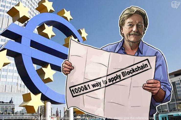 Evropska Centralna Banka sada voli blockchain
