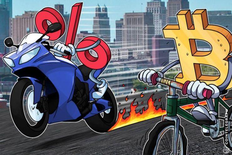 Skaču provizije za bitkoin transakcije