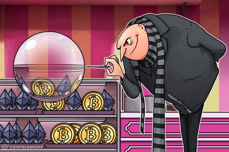 Neće biti mehura za bitkoin i itirijum, evo zašto