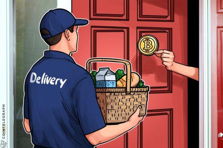 Najveća platforma za isporuku hrane u Nemačkoj integriše Bitkoin