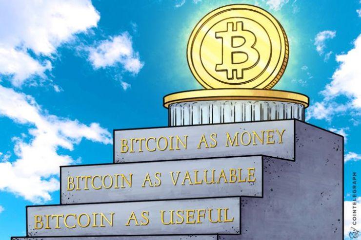 Tri koraka ka punopravnom usvajanju Bitkoina