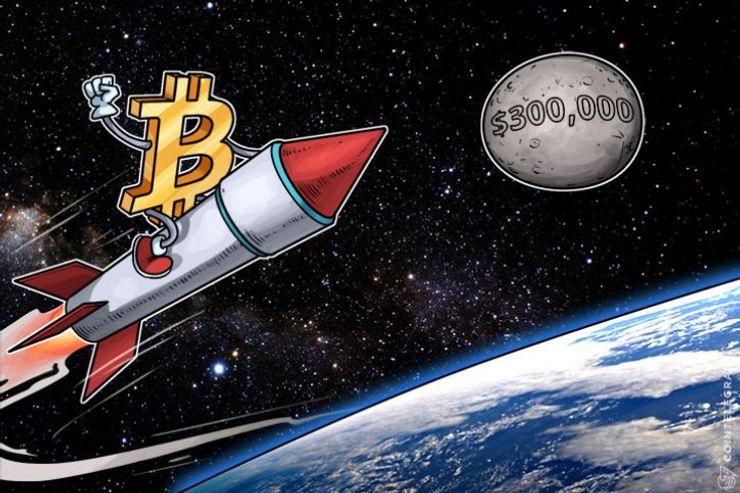 ビットコイン価格は現実的に見ても50万ドルに到達する?―Snapchatへの投資で有名なJeremy Liew氏が発言