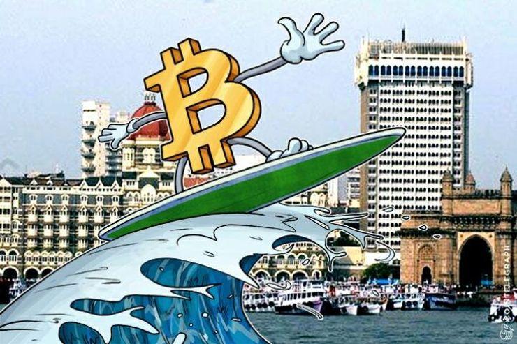 インド国内のビットコイン利用者が急増―高額紙幣廃止が要因か