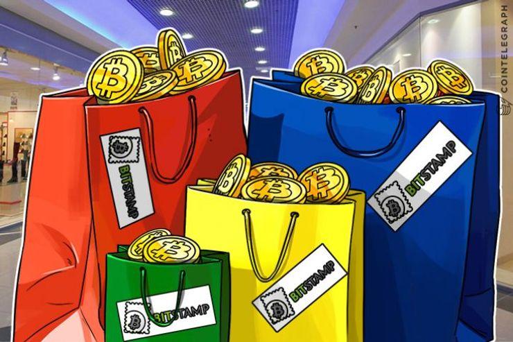 BitstampがEU外の国にもクレジットカードで簡単にビットコインが購入できるサービスを提供開始