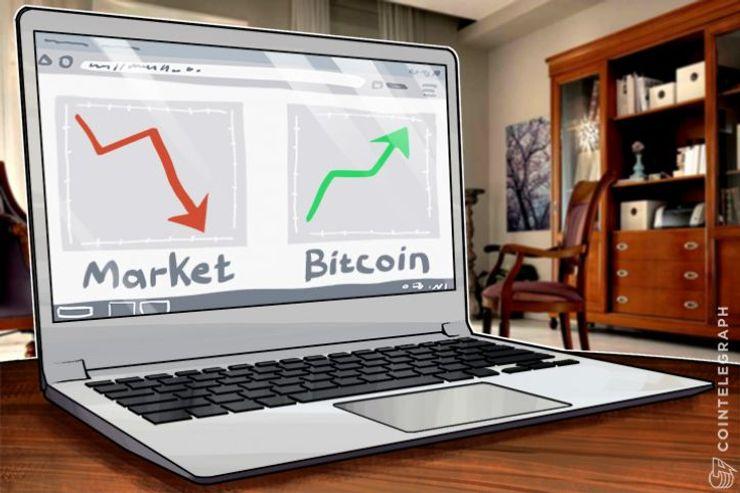 ビットコインと米大統領選―トランプ氏がヒラリー氏とのポイント差を縮めたとの報道から市場下落を懸念しヘッジ取引が急増