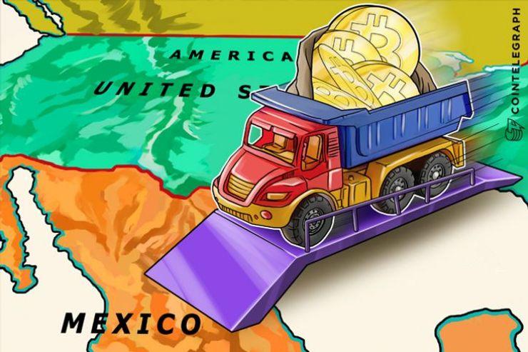 ビットコインは如何にして米国とメキシコの国境に築かれたトランプ・ウォールを破るか