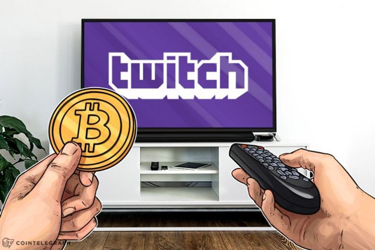 Amazon傘下のTwitchが、Coinbaseを利用してビットコイン決済を再導入
