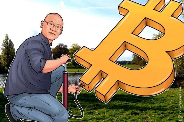 ビットコインの価格が10,000ドル~100万ドルへと上昇する可能性とその理由をChangler Guo氏が解説