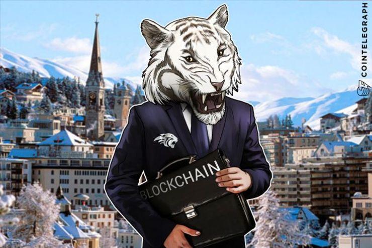 トランプ氏の大統領就任に際しビットコイン価格が上昇―ブロックチェーン協議会がダボスで発足