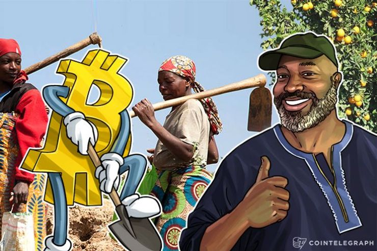 100人のジンバブエ人女性農業家、ビットコインの力を学ぶ