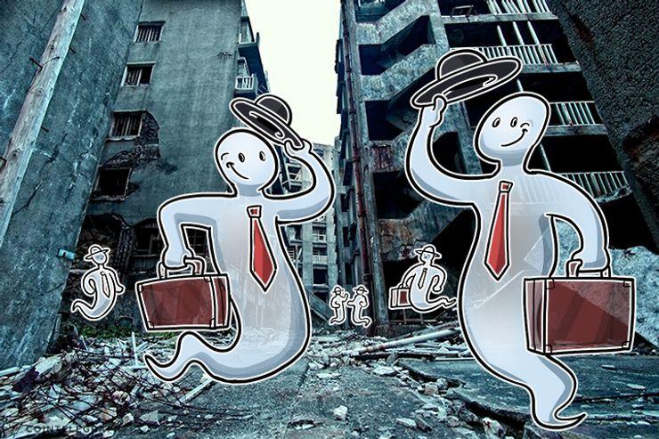 """Susto do """"Mês Fantasma"""" do leste da Ásia pode explicar negociação em fiduciário de certas altcoins"""