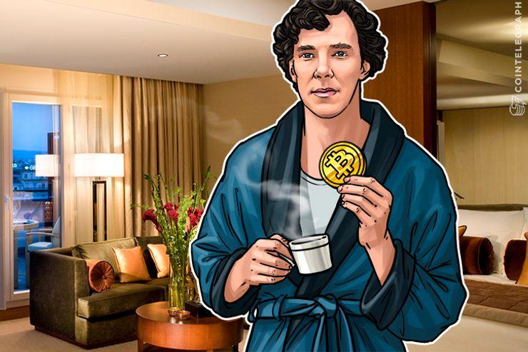 De repente o Bitcoin invade o mercado habitacional do Reino Unido como adiantamento