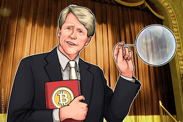 Nobel Prize Winner Uses Bitcoin As Example of Irrational Exuberance