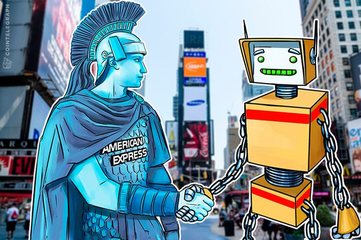 American Express Files Patent on Blockchain-Based Personalized Customer Rewards System
