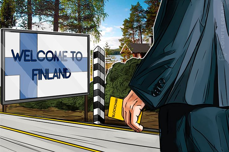 Finland Solves Refugee Identity with Blockchain Debit Cards