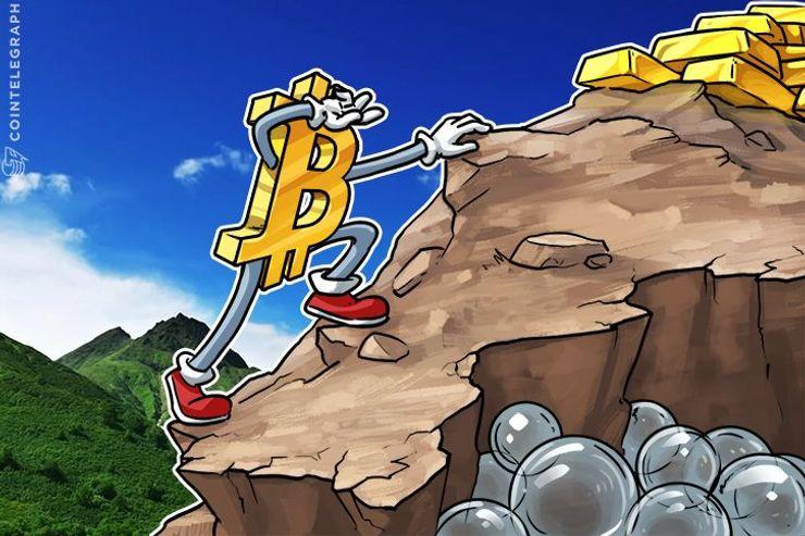 A pesar de Potenciales Bifurcaciones y Volatilidad, el Precio de Bitcoin $ 6,000 en 2017