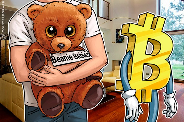 Bitcoin Bear David Merkel Strikes Again, Says Beanie Babies Are Better Investment
