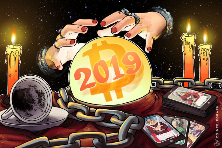 Analyst Predicts Bitcoin Price Rebound Above $10,000 by 2019
