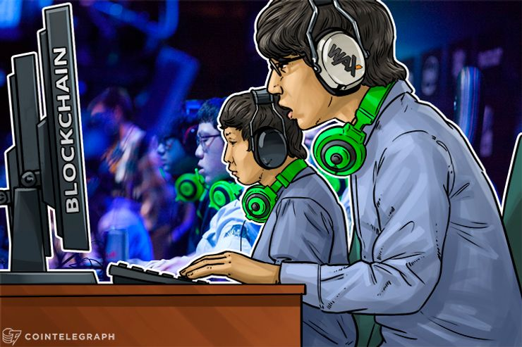 ESports Entrepreneurs Powered by Blockchain