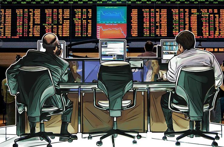 Mercados de ações vs mercados de criptomoedas: Revisão semanal