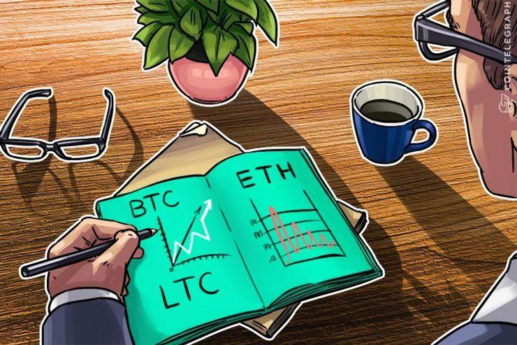 Bitcoin, Ethereum e Litecoin: Análise de preço, 19 de outubro