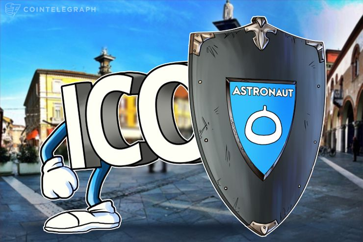 Astronaut - Blockchain Platform to Protect Investors From Bad ICOs