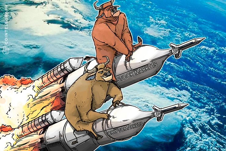 Equity Markets vs. Cryptocurrency Markets: Weekly Performance Review, Feb. 17-23