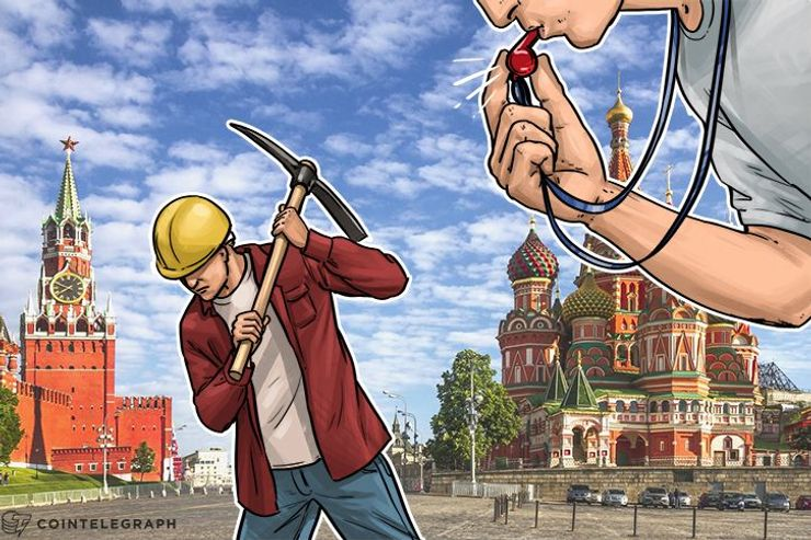 Russian Ministry of Finance to Legalize Cryptocurrency Trading on Approved Exchanges