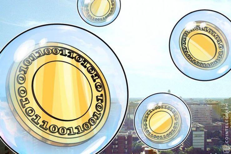 Senate 2018 Budget Adds $1.5 tln to National Debt: Bitcoin Bubble?