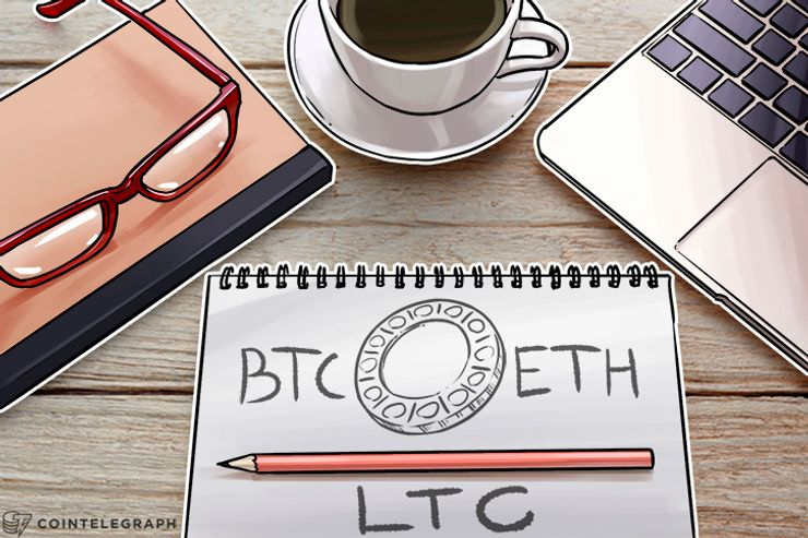 Bitcoin, Ethereum, Litecoin: Price Analysis, October, 12
