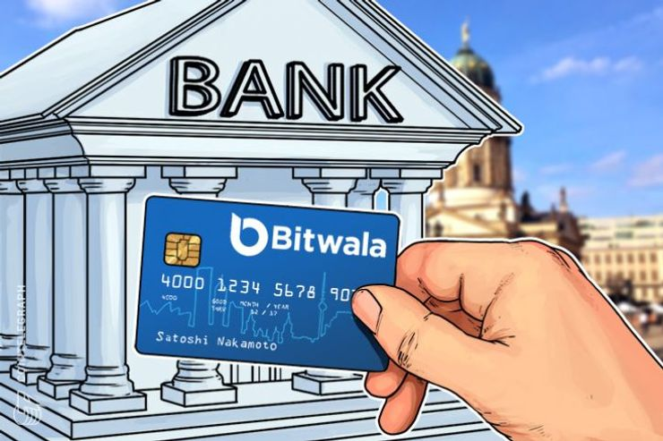 Germany: Blockchain Service Bitwala Introduces 'Crypto-First' Banking