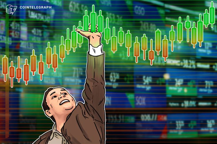 Crypto Markets Showing Positive Signs, With Gains For Top Ten Coins